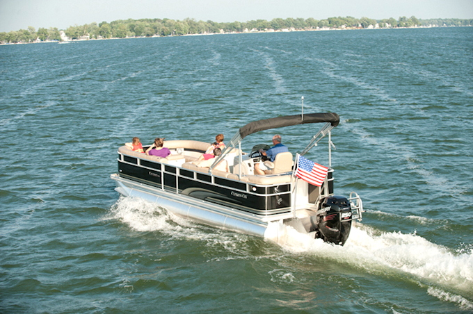 Used fishing boats for sale in ohio portage lakes marine for Fishing boats for sale in ohio