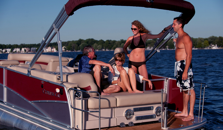 Pontoon Boats Ohio
